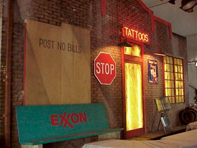 Blues--Tattoo Parlor