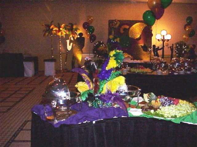 Mardi Gras Themed Events Com