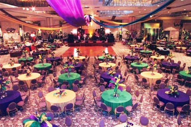 Mardi Gras--Room Overview