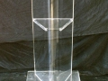 Clear Plexi Glass