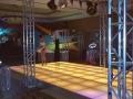 Disco truss and floor
