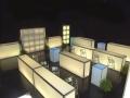 white glow bars