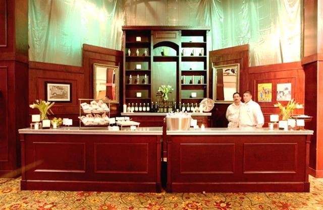 bar overview