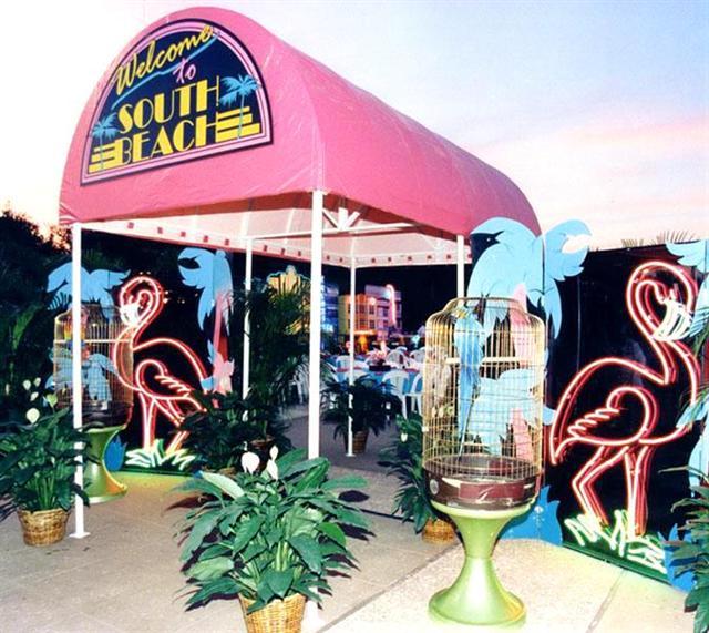 South Beach--Entrance
