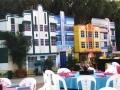 South Beach--Hotel Facade's
