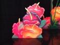 hibiscus close-up